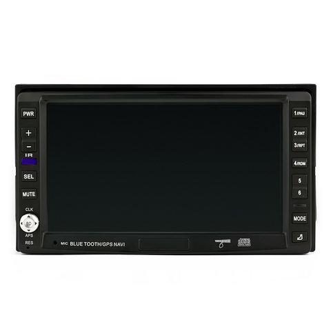 Автомобільна мультимедійна система 2 DIN з ТВ тюнером