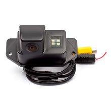 Автомобильная камера заднего вида для Mitsubishi Lancer - Краткое описание