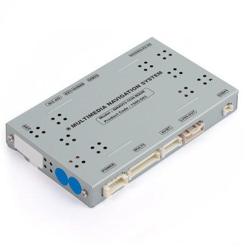 Навигационная система для Porsche с системой CDR+ / PCM3.1