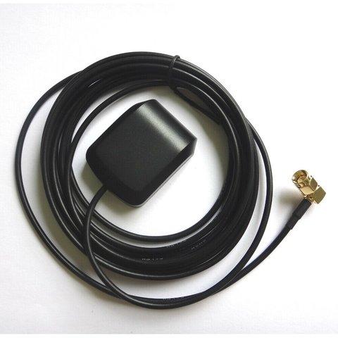 Универсальная GPS антенна с угловым SMA коннектором