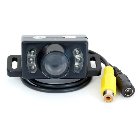 Car Waterproof Rear View Camera with Lighting (GT-S621)