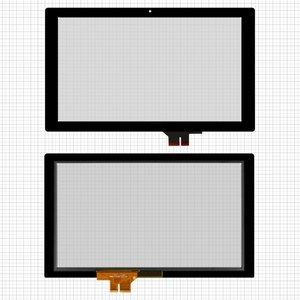 Touchscreen for Asus VivoBook Q200E, VivoBook S200, VivoBook S200E, VivoBook X200, VivoBook X202E Laptops, (black)