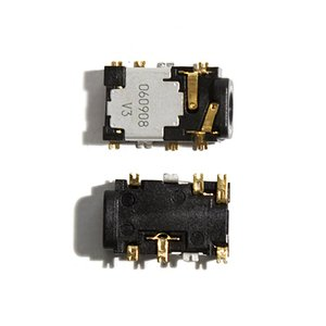 Handsfree Connector compatible with Nokia 2630, 3110c, 3500, 5200, 5300, 5610, 5700, 6120c, 6300, 6500s, 7500, E52