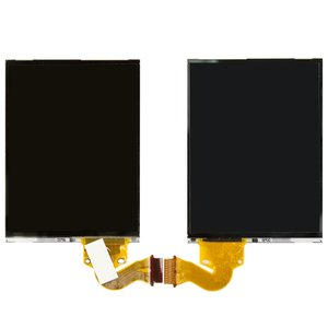 LCD compatible with Canon IXUS 960, SD950