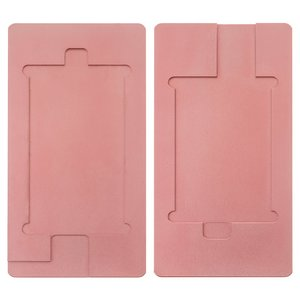 LCD Module Mould for Apple iPhone 4, iPhone 4S, iPhone 5, iPhone 5C, iPhone 5S Cell Phones, (for OCA and polarizing film removing)