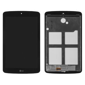 LCD for LG G Pad F7.0 LK430 Tablet, (black, with touchscreen, USA)