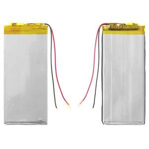 Battery for China E-Readers, (89 mm, 39 mm, 2.4 mm, Li-ion, 3.7 V, 900 mAh)