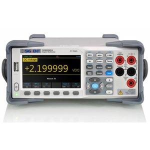 Digital Multimeter SIGLENT SDM3065X-SC with Multiplexer