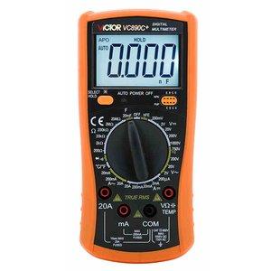 Digital Multimeter VICTOR VC890C+