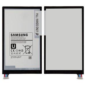 Batería EB-BT330FBU para tablet PC Samsung T330 Galaxy Tab 4 8.0, T331 Galaxy Tab 4 8.0 3G, T335 Galaxy Tab 4 8.0 LTE, Li-ion, 3.8 V, 4450 mAh