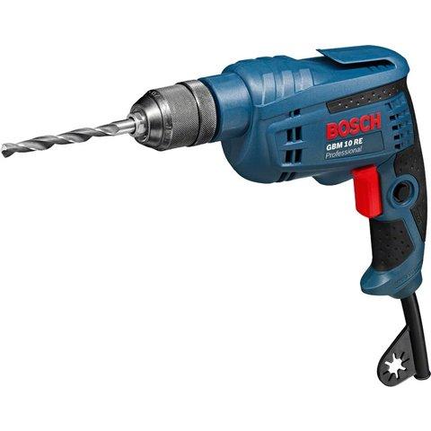 Дриль професійний Bosch GBM 10 RE