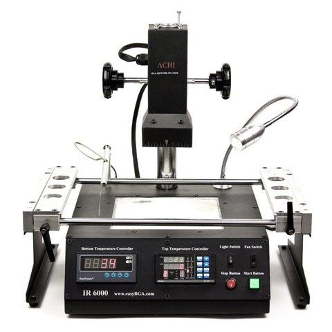 Инфракрасная паяльная станция ACHI IR-6000