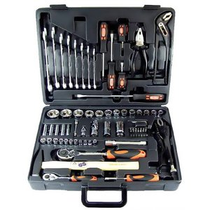 Набір інструментів INTERTOOL ET-6073 для автомобілів