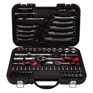 Набір інструментів INTERTOOL ET-6082 для автомобілів
