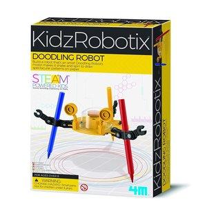 STEAM-конструктор 4M Робот-художник