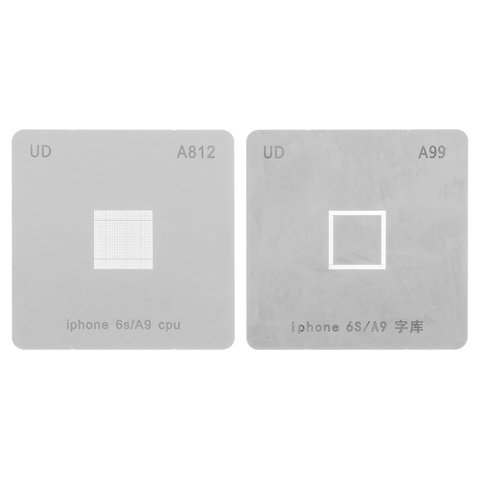 BGA трафарет A9 RAM+CPU для мобільного телефону Apple iPhone 6S