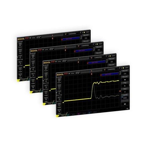 Комплект програмних розширень для RIGOL DS1000Z MSO1000Z