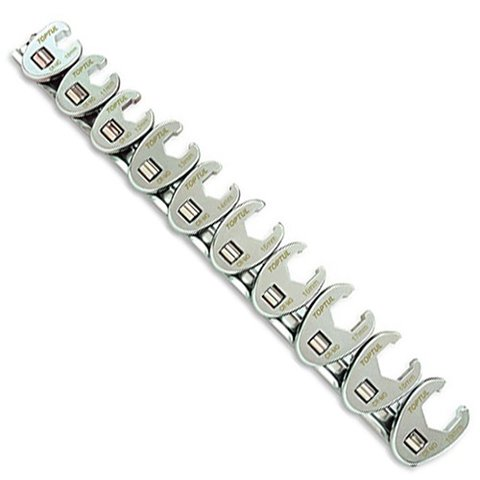 Набір гайкових ключів TOPTUL GAAR1001