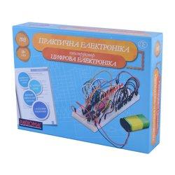 Электронный набор Практична електроніка №8 Цифровая электроника