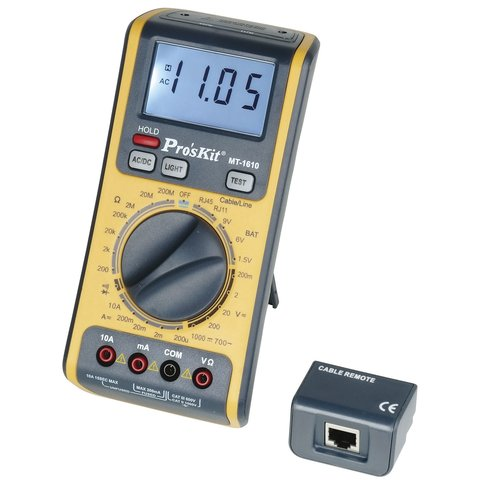 Digital Multimeter Pro'sKit MT 1610