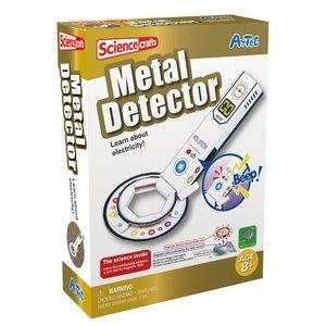 """Juego de construcción Artec """"Detector de metales"""""""